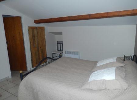 La chambre Mansarde